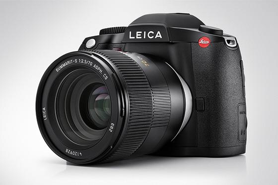 Leica S Firmware Update