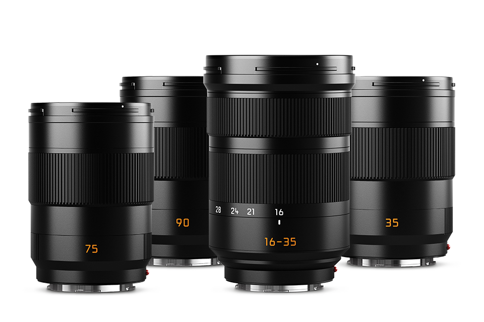 A BRILLIANT OUTLOOK FOR 2017 - The new SL-Lenses