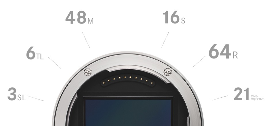 MAXIMUM CROSS-SYSTEM COMPATIBILITY - Shoot with almost every lens Leica ever made