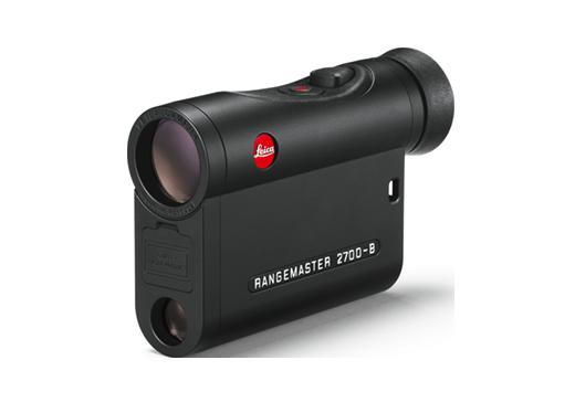 Leica Rangemaster CRF 2700-B - A new standard in rangefinding