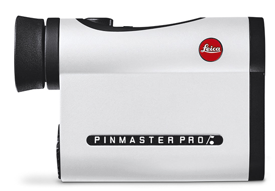 Leica Pinmaster II Pro - The logo tells the story