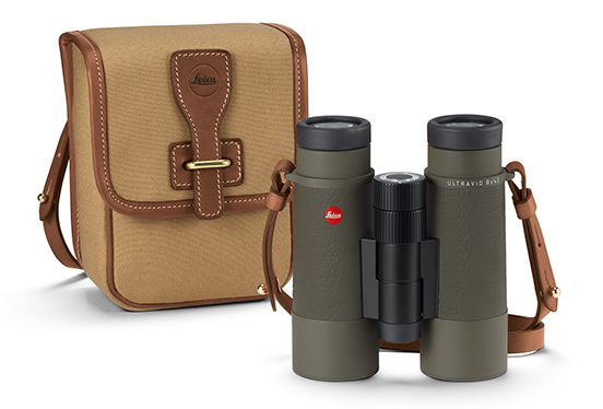 "Leica Ultravid ""Edition Safari"" - The best contemporary technology and the finest materials"